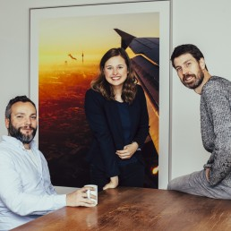 The Goodwins – Teamfoto